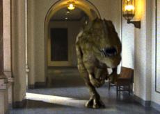 Hannover City Hall Dinosaur